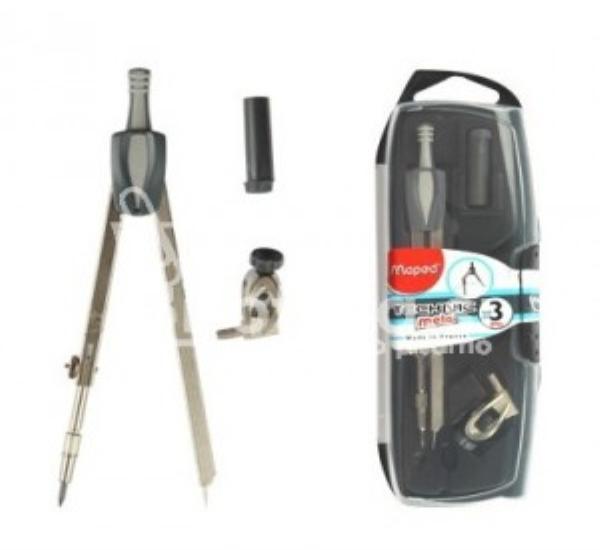 Διαβήτης Maped Technic matel 2 mm - 1