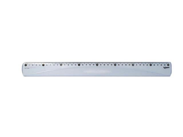 Χάρακας Maped crystal 40 cm - 1