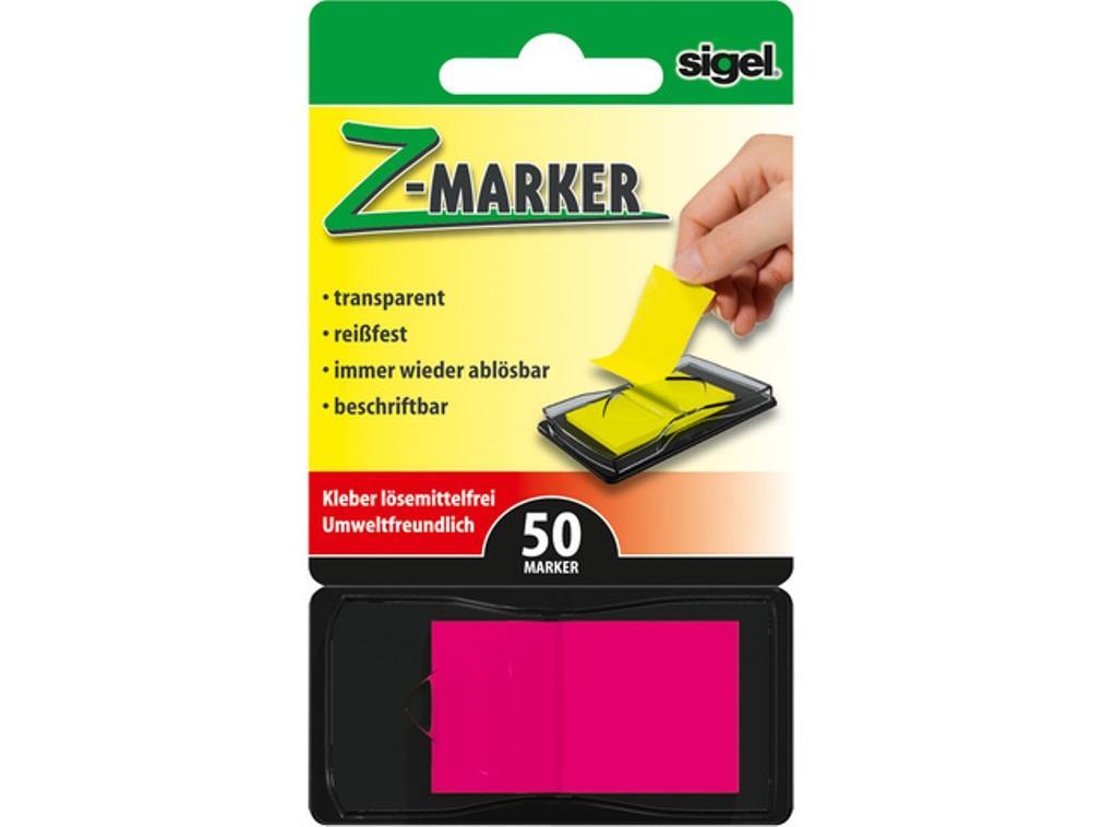 Χαρτάκια σημειώσεων Z-marker αυτοκόλλητα - 1