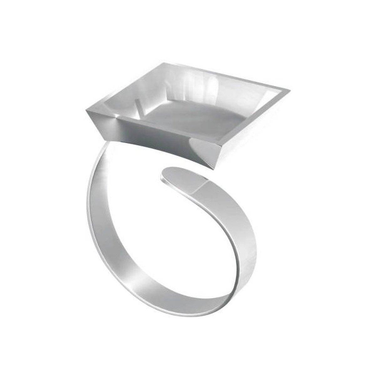 Δαχτυλίδι για κατασκευές Fimo - 1