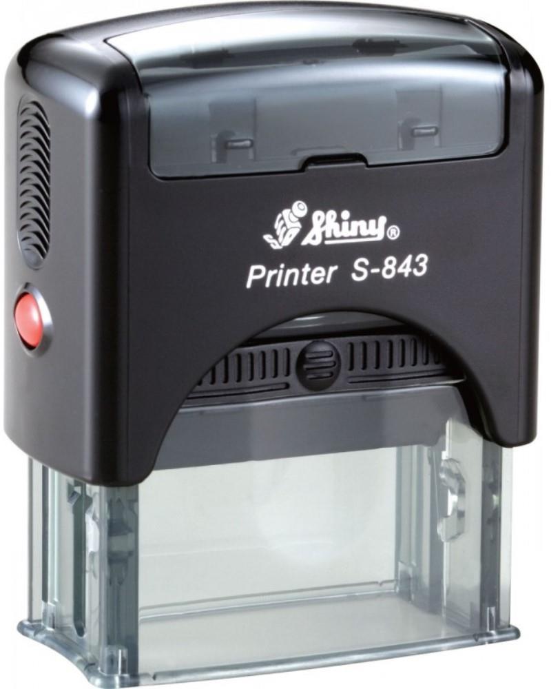 Σφραγίδα Shiny S-843/S-853  47X18mm - 1