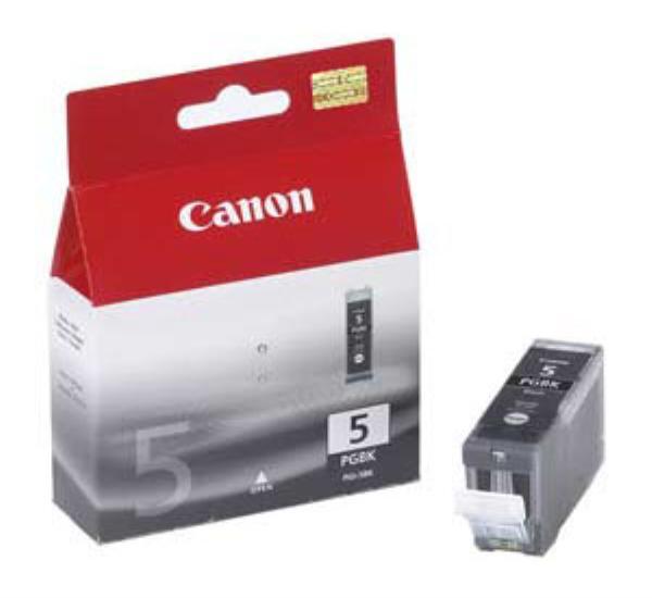 Μελάνι CANON PGI-5 black - 1