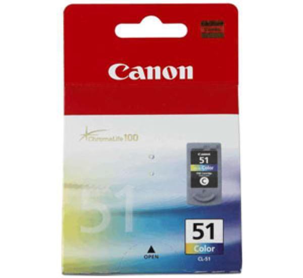 Μελάνι CANON 51 color - 1