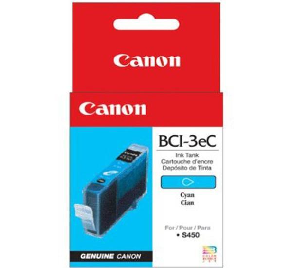 Μελάνι CANON BCI-3eC cyan - 1