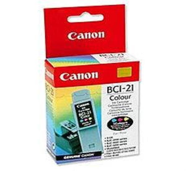 Μελάνι CANON BCI-21 color - 1