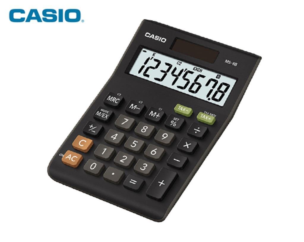 Αριθμομηχανή Casio MS-8S - 1