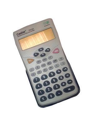 Αριθμομηχανή Casine 10ψηφίων CS-231 - 1