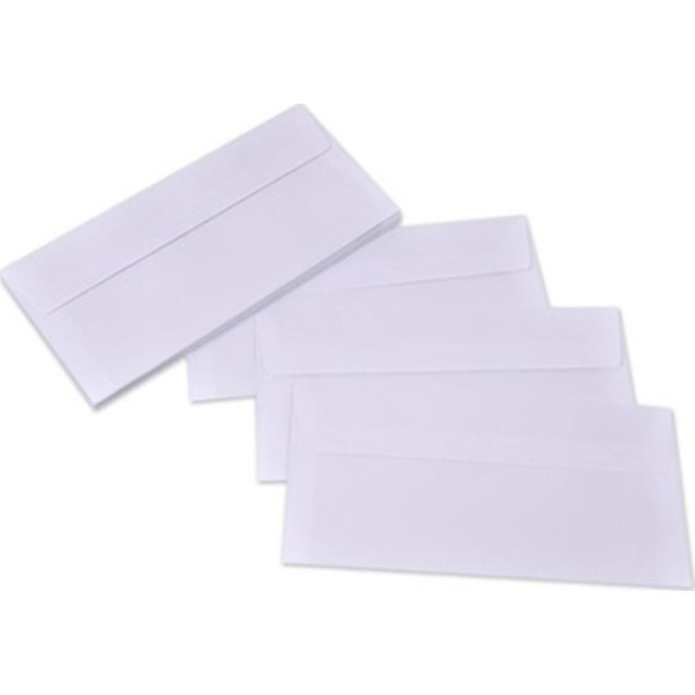 Φάκελος αλληλογραφίας λευκός καρέ 16,2x22,9  κουτί 500τεμ - 1