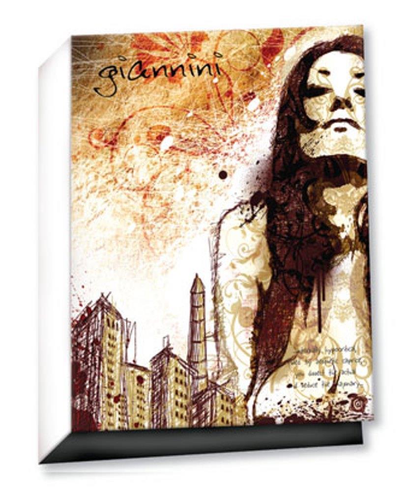 Κλασέρ Giannini Α4 2 κρίκων Woman city - 1