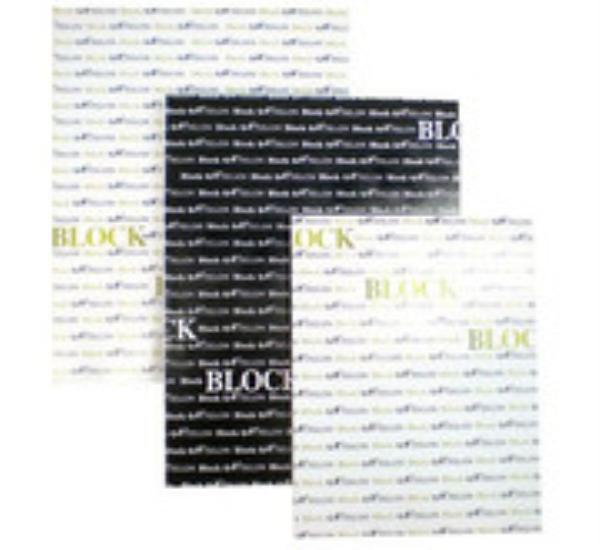 Μπλοκ σημειώσεων Νο3 κοινό λευκό 10x14 cm 50 φύλλων - 1