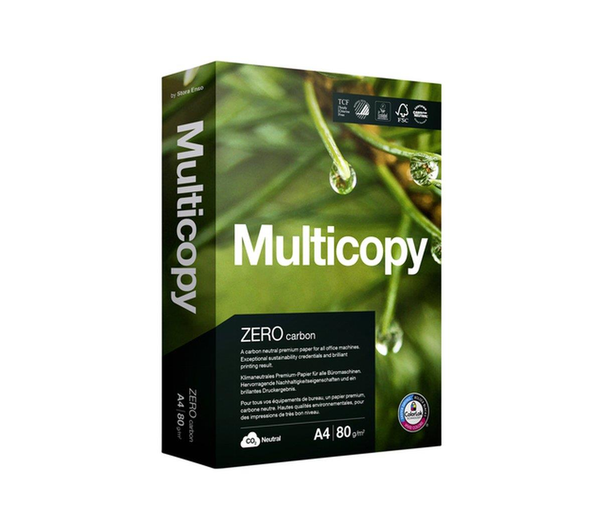 Χαρτί φωτοτυπικού Α4 Multicopy 80gr πακέτο 500 φύλλων - 1