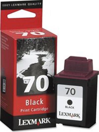 Μελάνι LEXMARK 70 black - 1