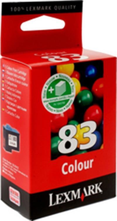 Μελάνι LEXMARK 83 color - 1
