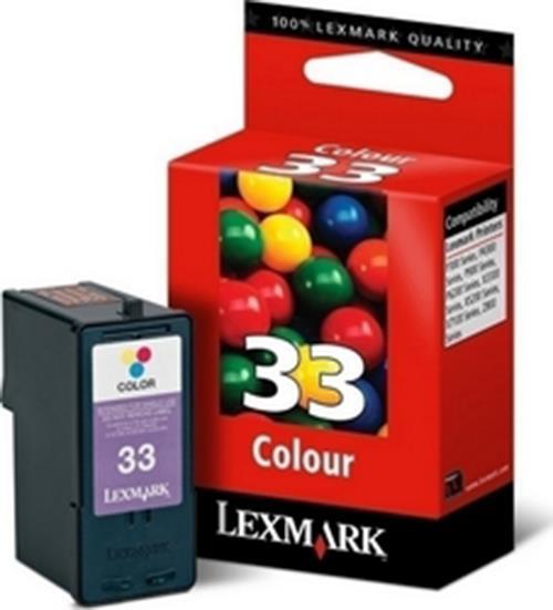 Μελάνι LEXMARK 33 color - 1