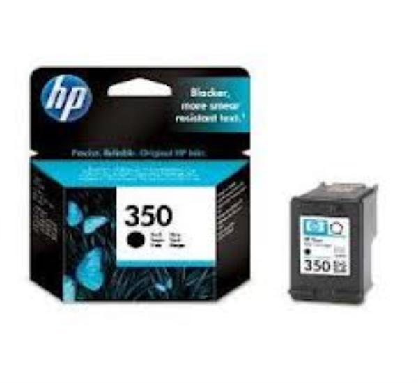 Μελάνι HP 350 black - 1