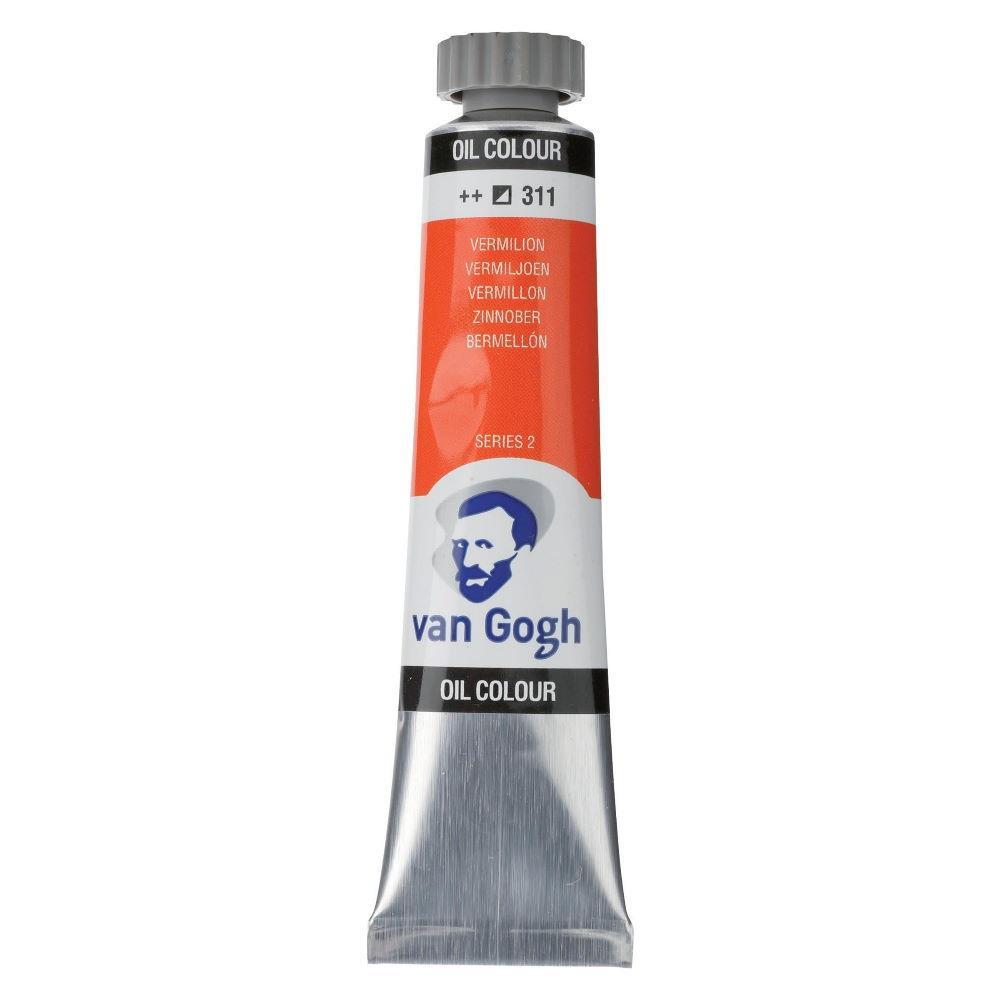 Χρώμα λαδιού Van Gogh 20ml 311 Vermilion - 1