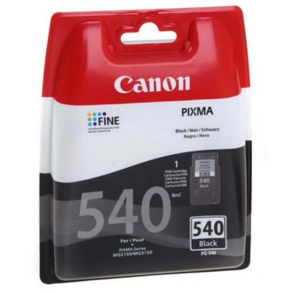 Μελάνι Canon PG-540 black - 1