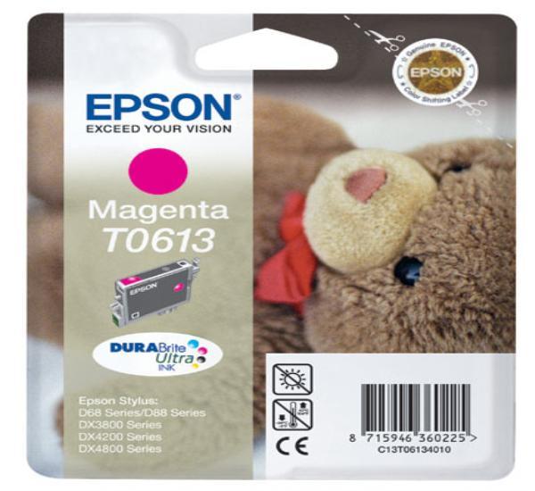 Μελάνι EPSON TO613 magenta - 1