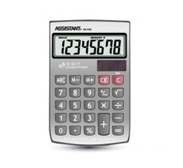 Αριθμομηχανή Assistant AC 1123 - 1
