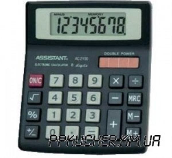 Αριθμομηχανή Assistant AC-2100 - 1