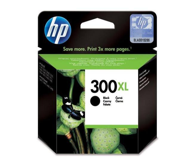 Μελάνι HP 300 black - 1