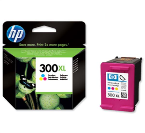Μελάνι HP 300 xl color - 1