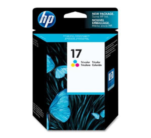 Μελάνι HP 17 color - 1
