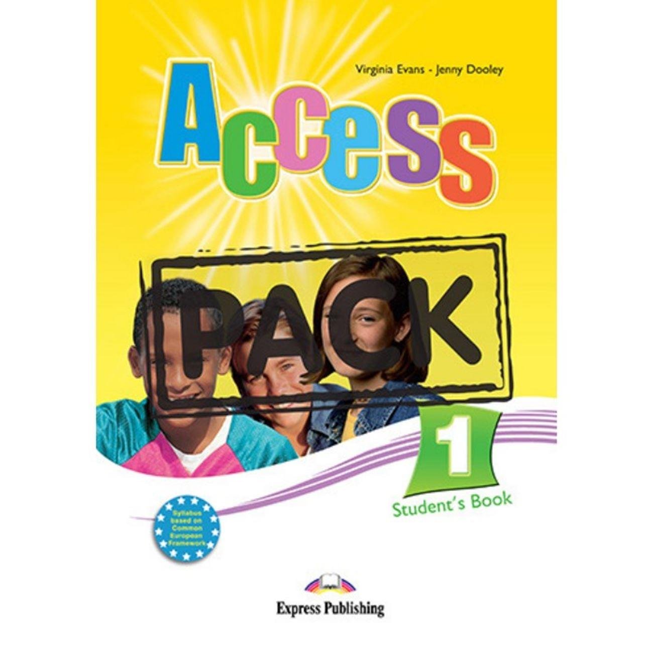 Access 1 STBK - 1