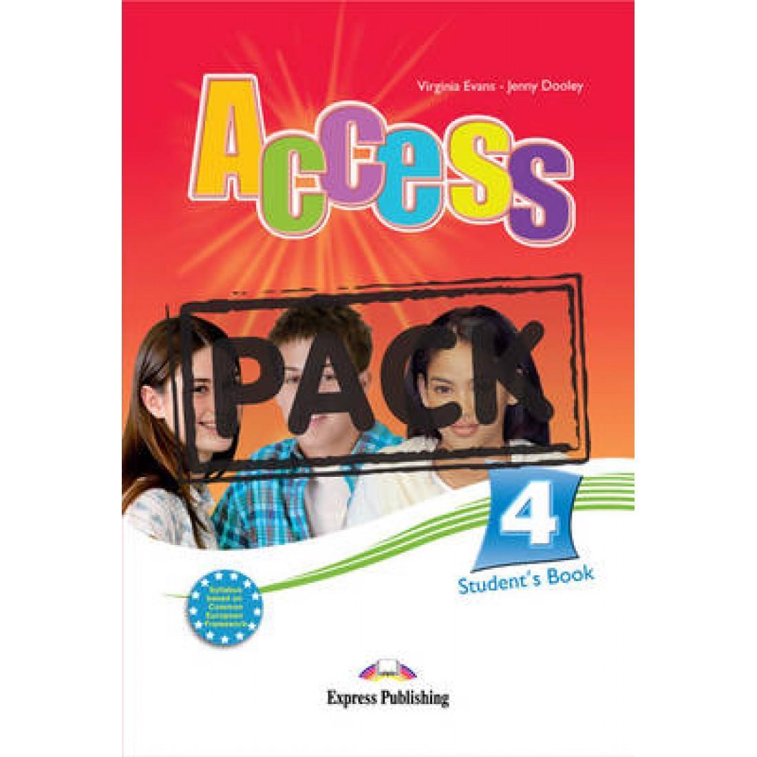 Access 4 ST BK - 1